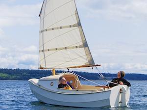 12 SCAMP Sailboat