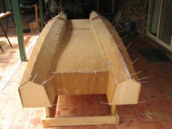 How To Build A Catamaran Free Plans