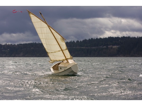 12' SCAMP Sailboat